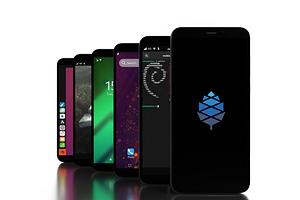 Представлен флагманский смартфон под управлением Linux