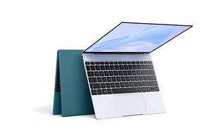 Huawei презентовала новый ноутбук с камерой-невидимкой MateBook X 2021