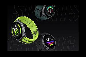 Самые доступные в своей категории: представлены умные часы realme T1