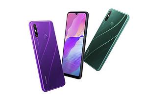 Мощный звук и функция пауэрбанка: Huawei представила бюджетный смартфон Enjoy 20e