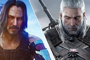 В 2022 году выходят улучшенные версии Cyberpunk 2077 и The Witcher 3