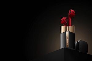 Huawei представила беспроводные наушники в виде губной помады