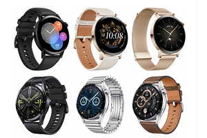 Huawei презентовала смарт-часы Watch GT 3