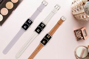Представлены компактные смарт-часы HUAWEI Watch Fit mini — AMOLED, 14 дней работы, стильный дизайн и всего за 100 евро