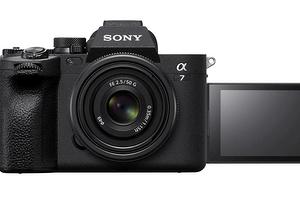 Sony анонсировала новую полнокадровую беззеркальную камеру Alpha 7 IV