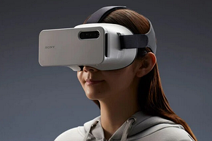 Sony представила VR-гарнитуру для смартфонов - Xperia View VR