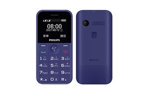 Простой и надежный «бабушкофон» Philips Xenium E309 поддерживает LTE и VoLTE