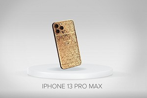 Caviar предлагает эксклюзивные iPad mini 6, iPhone 13 Pro и Airpods Max — стоят 5,5 млн, 3 млн и 4,4 млн рублей соответственно