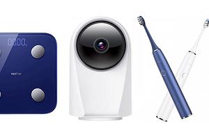 В Россию прибыли умная камера, весы и электрические зубные щетки от Realme