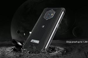 Представлен защищенный смартфон, способный прожить на одном заряде две недели