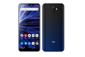 В России появился смартфон с большим дисплеем и NFC дешевле 7000 рублей