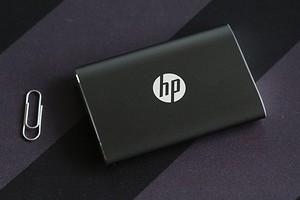 Обзор внешнего накопителя HP Portable SSD P500 1 Тбайт: великое в малом