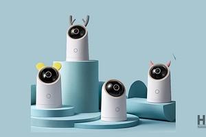 Huawei представила первую в мире умную камеру наблюдения на базе HarmonyOS
