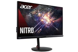 Acer привезла в Россию сразу три геймерских монитора линейки Nitro XV2
