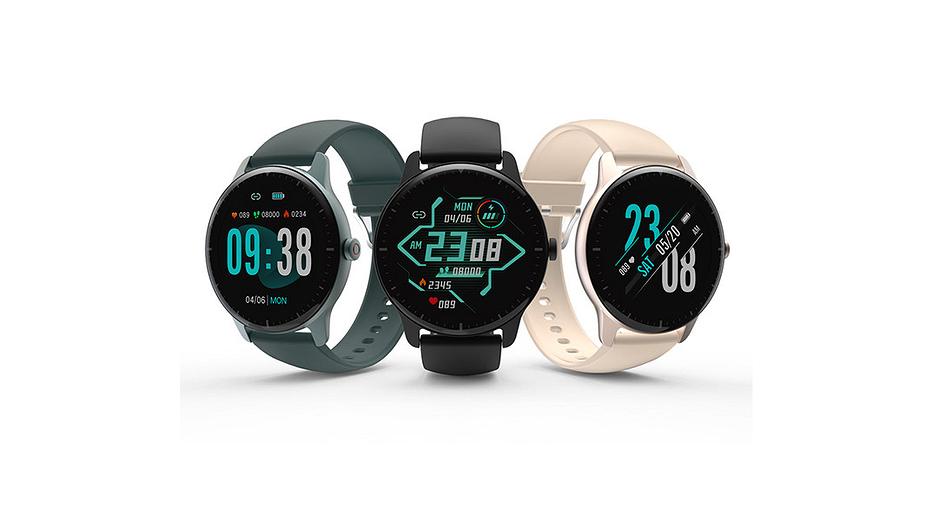 Китайский производитель доступных защищенных смартфонов представил новые умные часы