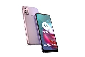 Motorola презентовала долгоиграющие смартфоны Moto G30 и Moto G10