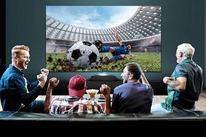 Обзор лазерного телевизора Hisense Laser TV 4К: это что-то новенькое