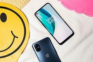 Смартфон OnePlus Nord N10 5G с камерой 64 Мп появился в продаже