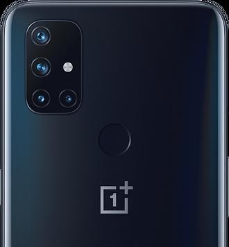 Смартфон работает на Android 10 с фирме ...