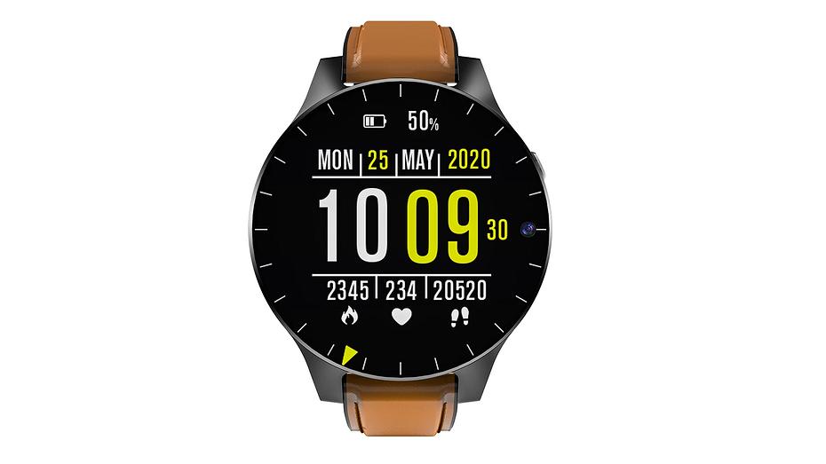 Китайцы презентовали недорогие умные часы с двумя камерами, GPS и Android 10