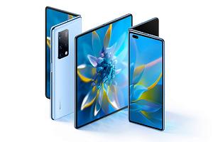 Китаец, который в разы круче iPhone 12 Pro: Huawei представила складной флагман с гибким экраном Mate X2