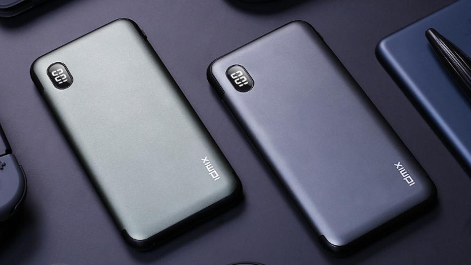Новый пауэрбанк от Xiaomi заряжает iPhone 12 на 50% всего за 30 минут