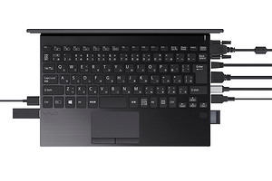 Компактный ноутбук VAIO Pro PG позиционируется как идеальное решение для удаленной работы