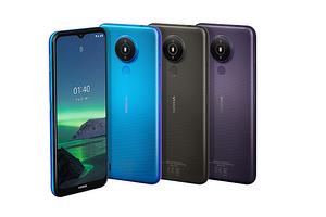 Бюджетный финский смартфон Nokia 1.4 прибыл в Россию