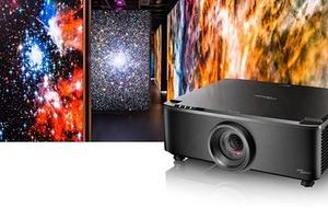 Представлен первый в мире короткофокусный проектор с яркостью 7000 люмен