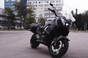 Гараж особого назначения: анонсирован российский электромотоцикл для кортежа президента