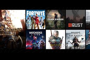 В сервисе GFN.RU появилось более 30 новых игр