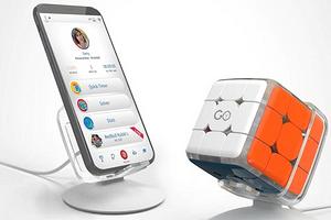 Обзор интерактивного Кубика Рубика GoCube: теперь вы точно научитесь его собирать