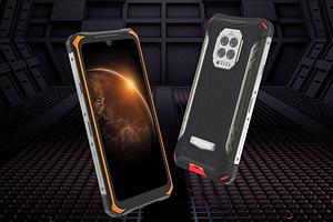 Сверхзащищенный корпус и 8500 мАч: стартовали российские продажи смартфона Doogee S86