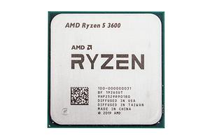 Ryzen 5 3600 все еще на коне: названы самые популярные в России процессоры