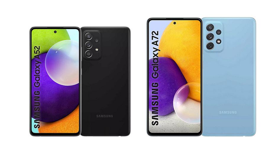 Названы российские цены ещё не представленных официально потенциальных бестселлеров Samsung Galaxy A52 и Galaxy A72