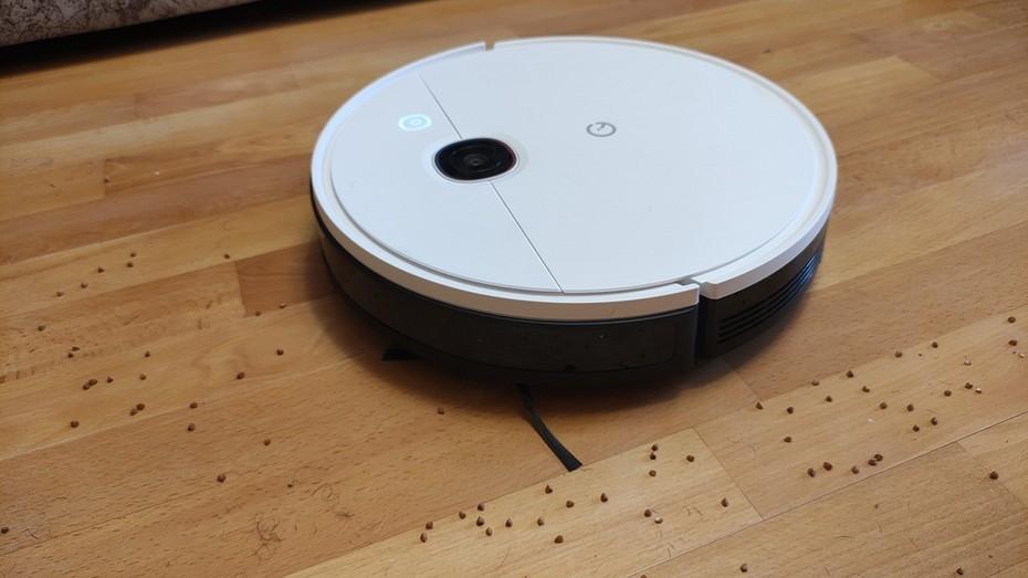 Обзор робота-пылесоса yeedi 2 hybrid: камера, мощный мотор и влажная уборка