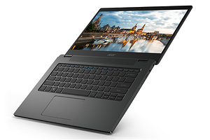 В Россию прибыл защищенный и долгоиграющий ноутбук Acer TravelMate P4