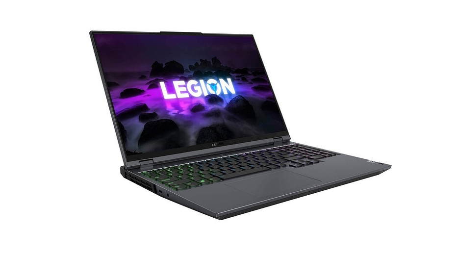 Lenovo представила игровой ноутбук в алюминиевом корпусе Legion 560 Pro