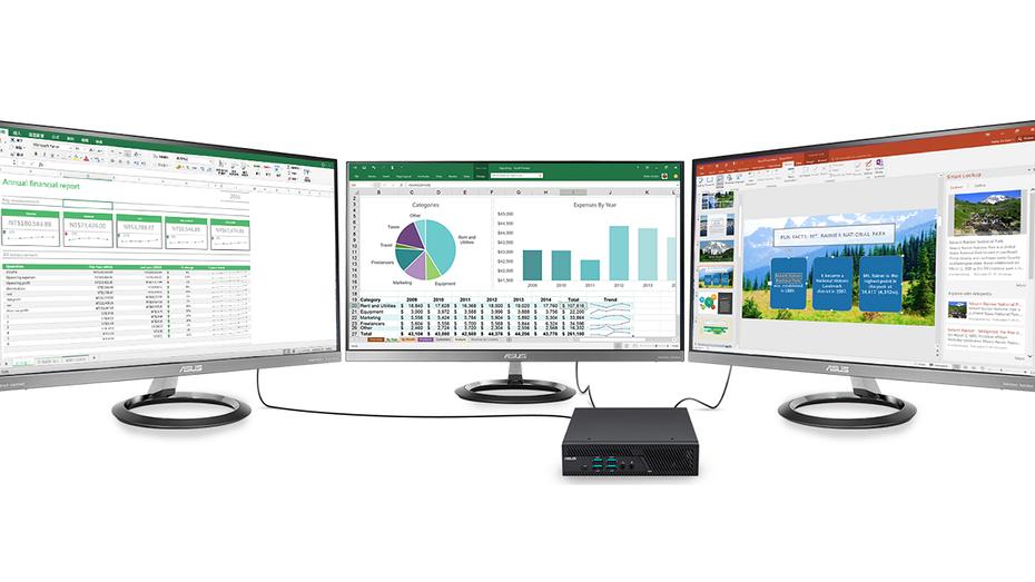ASUS презентовала мощный и неубиваемый мини-компьютер Mini PC PB62