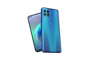 Motorola представила мощный смартфон с большим экраном и двойной фронталкой - Moto G100