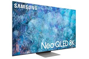 Samsung представила новые серии телевизоров Micro LED и Neo QLED