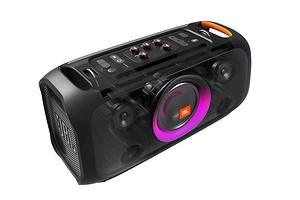 В Россию прибыла 100-ваттная беспроводная акустика с поддержкой караоке JBL PartyBox On-The-Go