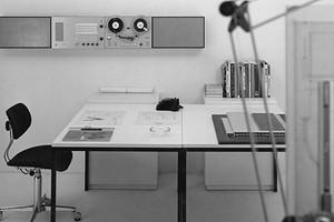 В честь 100-летия бренда Braun представил обновленную версию настенной аудиосистемы Wandanlage 1965 года