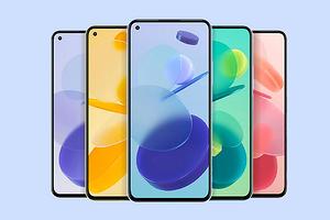 Облегченный флагман Xiaomi Mi11 Lite стал самым тонким смартфоном в истории марки