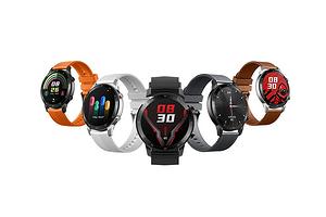 Nubia представила доступные умные часы Red Magic Watch