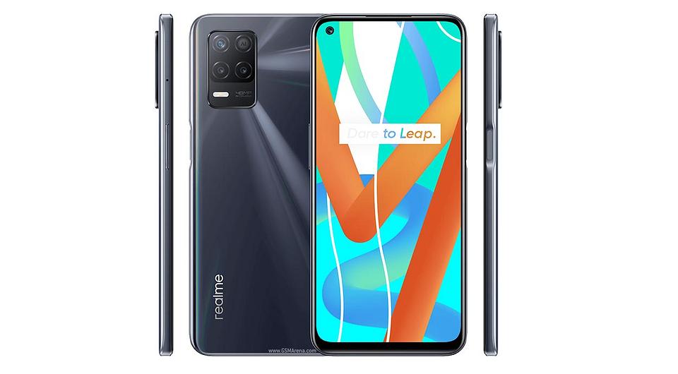 Realme V13 5G — связь пятого поколения и большой аккумулятор по разумной цене