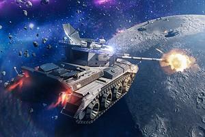 В World of Tanks Blitz возвращается режим «Гравитация»