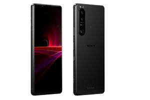 Sony представила в России первый в мире смартфон с 4K, HDR и 120 Гц - Xperia 1 III