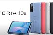 Sony представила свой первый недорогой 5G-смартфон - Xperia 10 III