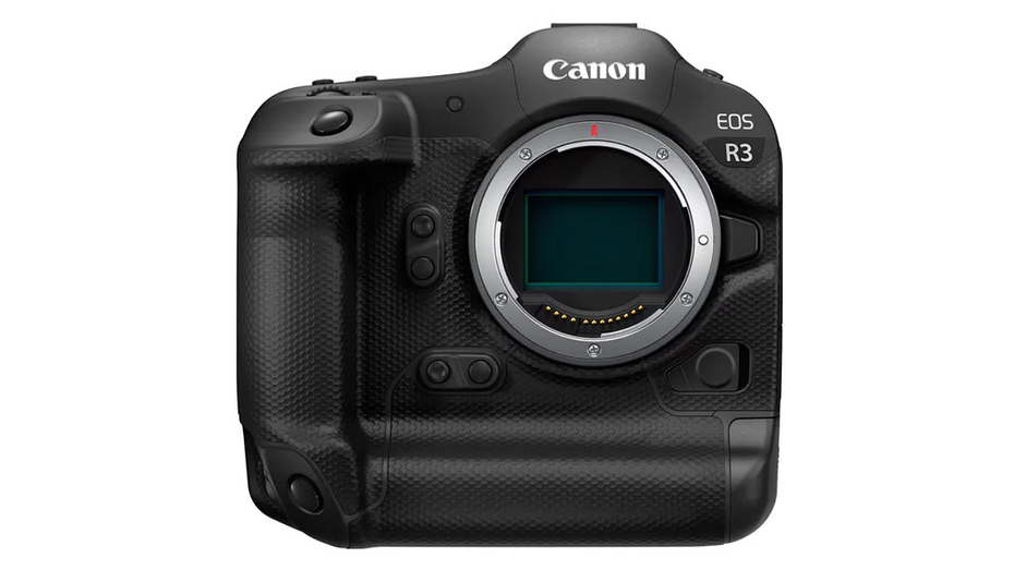 Canon презентовала сверхбыструю беззеркальную камеру EOS R3